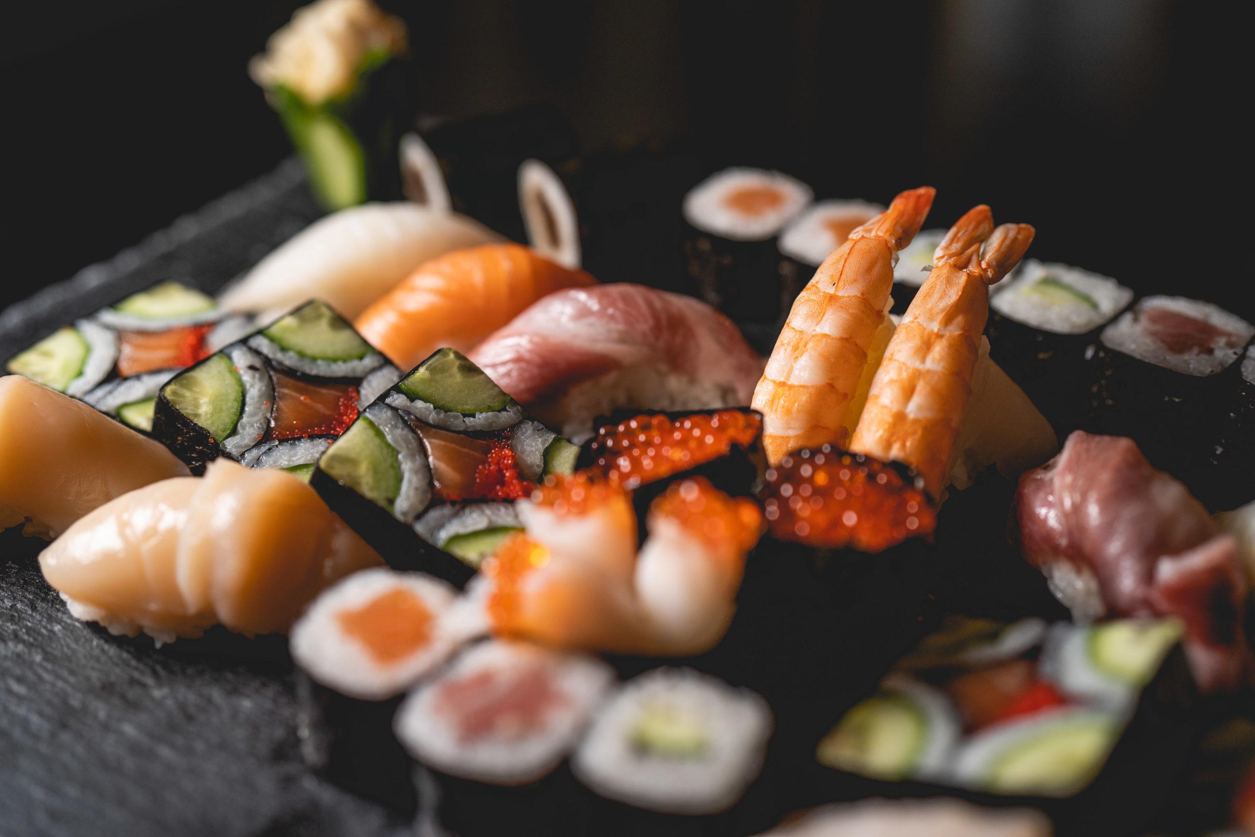 Sushi fra Ohma